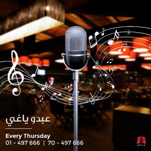 Thursday Abdo Yaghi