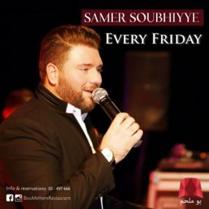 Friday Samer Soubhiye